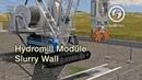 Hydromill Module SH 50 Diaphragm/Slurry walls Soilmec 150m 250 mt deep