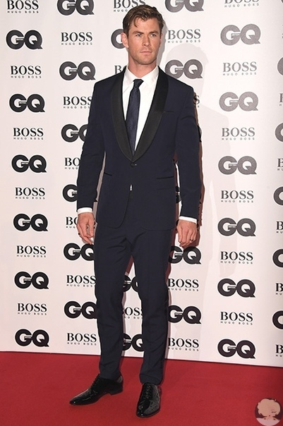 Звезды на церемонии GQ Men of the Year Awards 2018