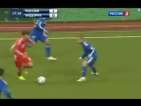 Отборочный матч Чемпионата Европы 2012 / Группа B / Россия - Андорра /1 тайм