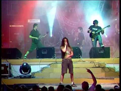 Lick my Scars - Открой (Red Alert fest 2007)