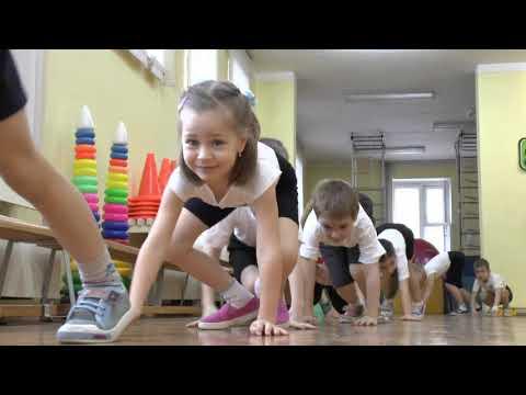 Один день в детском саду 1