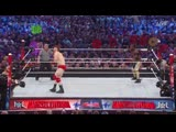 (WWE Mania) WrestleMania 32 The New Day (c) vs. The League of Nation