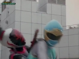Ninpuu Sentai Hurricaneger DVD 5 พากย์ไทย
