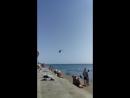 Это мы на пляже отдыхаем