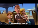 The Wheels On The Bus - Fun Songs for Children - LooLoo Kids