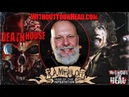 R A Mihailoff Leatherface of Texas Chainsaw Massacre III Death House interview