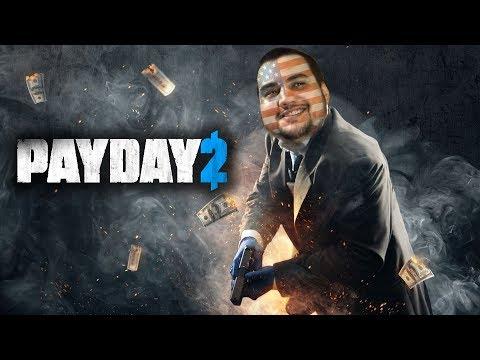 [18] Шон играет в Payday 2 с подписчиками (PC, 2013)