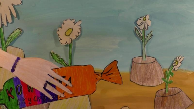 Мультфильм Песочница дружбы студии Сельси