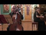 Beethoven sonate cello fur klavier op 5 №2 Бетховен .Соната для виолончели и Ф-но