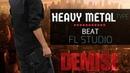 Heavy Metal Hard Rock Type Rap Hip Hop Beat FL Studio
