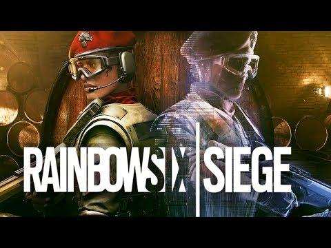 RAINBOW SIX SIEGE - NOVA DLC PARA BELLUM! OWNANDO NO MAPA NOVO!