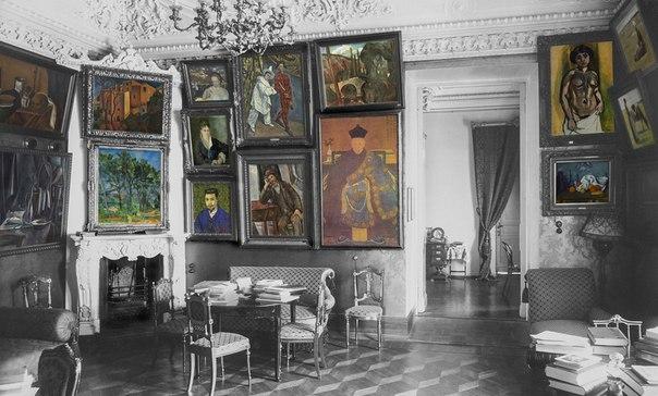 Как Щукин и Морозов собирали французскую живопись Гвоздем выставочной жизни Парижа в конце 2016 и в начале 2017 года была выставка в Фонде Louis Vuitton коллекции Сергея Ивановича Щукина. Это