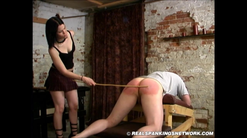 Spanked in the Dungeon by Kailee and Cindy_1 (Part 2)