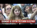 Meral Akşener Mersin'de Herbirinizi Münafık ilan eden bir Cumhurbaşkanı adayı