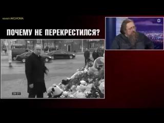 Протодиакон Андрей Кураев поделился своими впечатлениями от поездки путина в Кемерово.