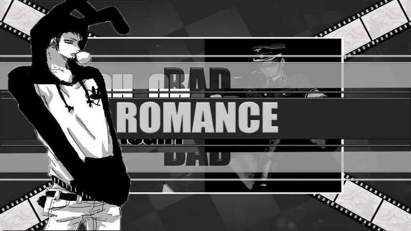 BAD ROMANCE Law x Luffy [♂♂]
