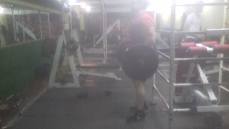 Strict biceps curl 60kg*6reps*4sets.