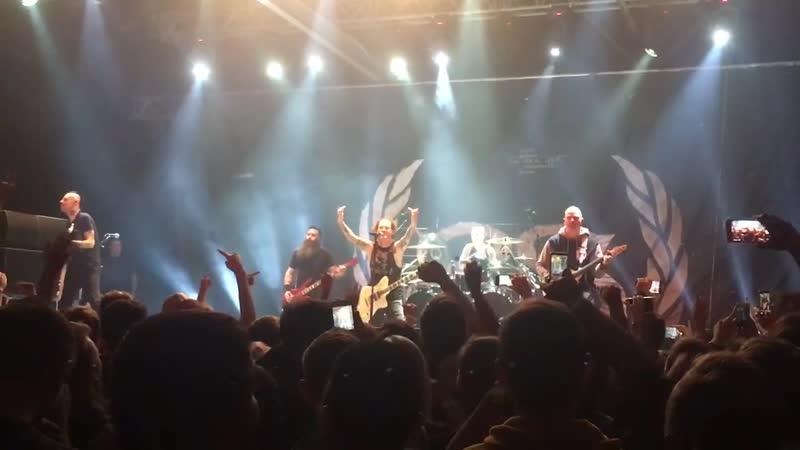 Stone Sour - Red Rose Violent Blue | Live Rostov-on-Don 13.11.18