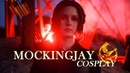 The Hunger Games Mockingjay cosplay video