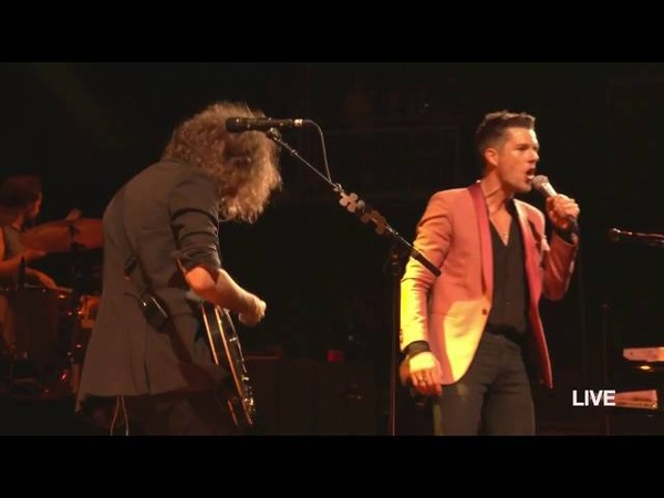 The Killers - Bling (Confession of a King) (Governors Ball 2016)