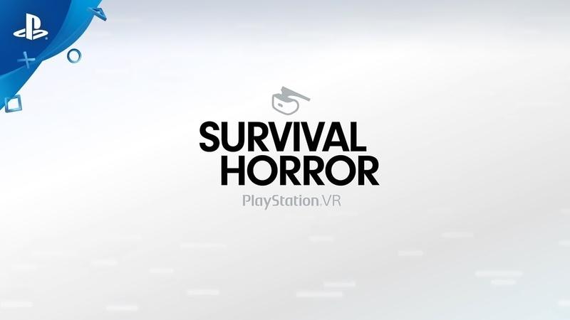 PlayStation VR Коллекция игр жанра ужасы VR GAMECLUB