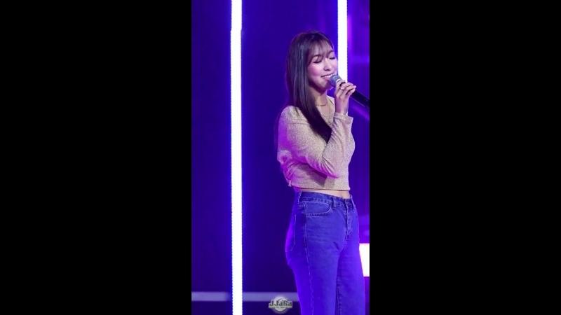 Night Reminiscin' at DMZ 2018 K-Pop Peace Concert (180506)