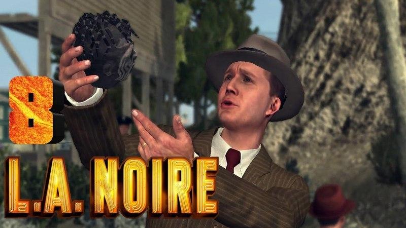 ПАДШИЙ ИДОЛ L A Noire 8