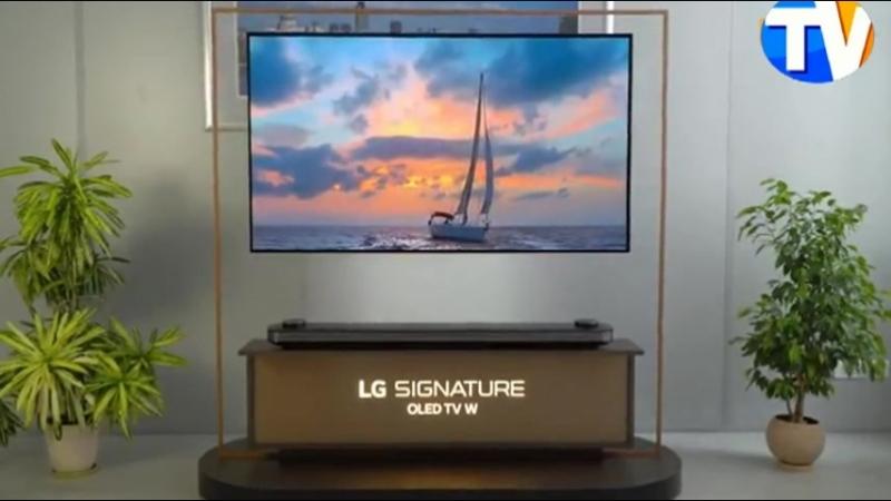 LG OLED65W8PLA — обзор OLED-телевизора
