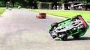 Авария радиокамаза на гонках