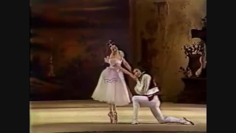 Ирина Колпакова Сергей Бережной Бабочка 1982