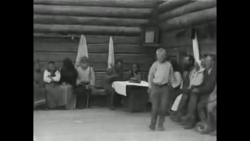 Свадебное видео 100-летней давности