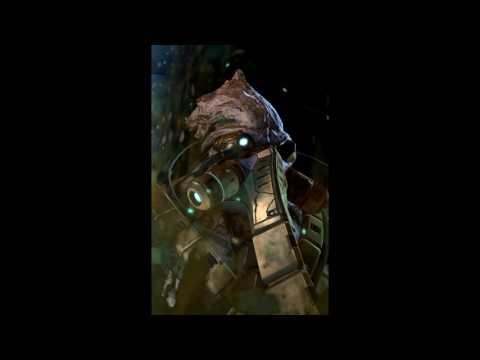 Starcraft 2 реплики Драгуна