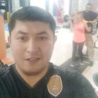 Анкета Жасур Бахрамов