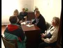 В с. Петровское прием граждан провел заместитель главы администрации Старобешевского района Александр Ретивов