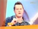 Программа передач с анонсами и конец эфира TVP2 Польша 08 01 2005