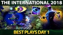 Best Plays Group Stage Day 1 - The International 2018 - Dota 2 TI8