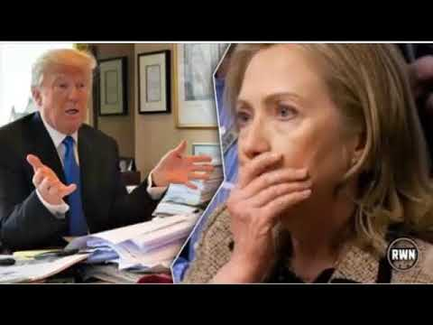Trump's DOJ Just Blindsided Hillary, Investigation Is Complete – They Found Everything!