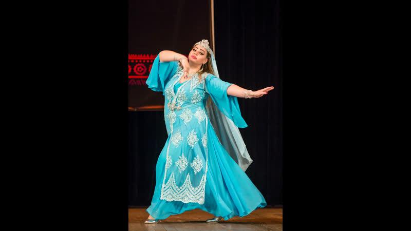 ПРОТАСОВА ОЛЬГА Иранский танец