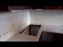Установка кухни мебельной фабрикой «Мебель Профи»