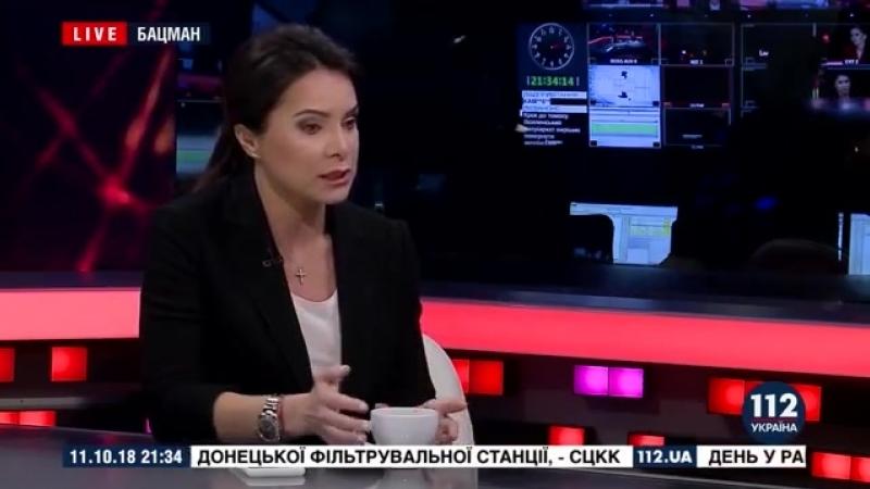 Современная Россия - агрессор по отношению к Украине Отвечает Подкопаева