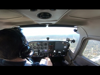 Cross-Country Solo Flight to Athens, GA | ATC Audio