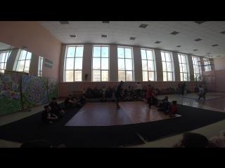 Top8 Snayk x bgirl Barich 1x1  JtBS 2018