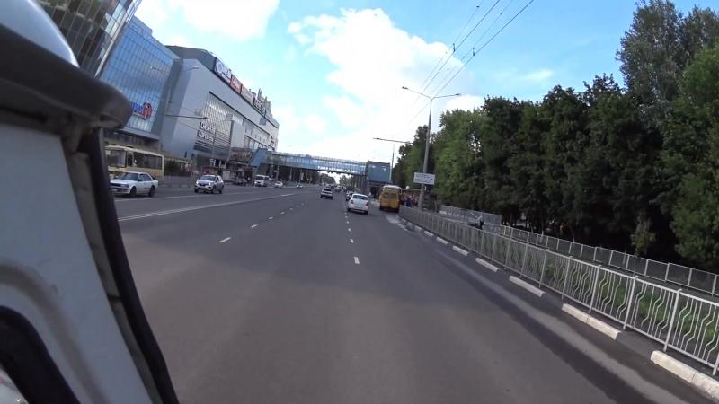 Агитация -УАЗ. Приглашение на митинг 28 июля