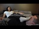 Sahna's Sweaty Feet Experience Dreamgirls in Socks