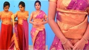 How To Wear Saree Sari Easily Quickly and Perfectly Fast Easy Saree Wearing tutorial