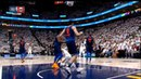 Raymond Felton Hits Rudy Gobert In The NUTS And Goes Down In Pain