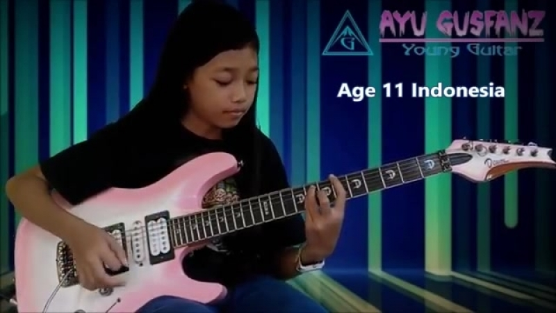 The Best Damn Female Guitarists The World Has to offer YouTube 360p 1