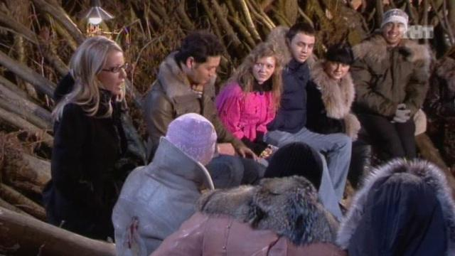 ДОМ-2 Город любви 1351 день Вечерний эфир (21.01.2008)