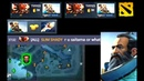 BS Tried to Tilt InYourDream, But Even With MegaCreeps He Lost. Top 1 Kunkka Dota 2