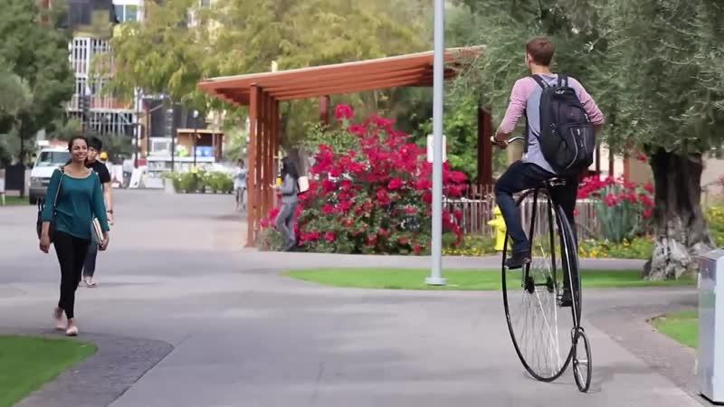 Giant Bike Prank Uncut
